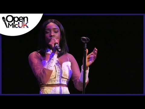 RISE UP – ANDRA DAY performed by MAXINE at Open Mic UK music competition