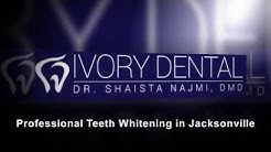 Professional Teeth Whitening in Jacksonville | IvoryDentalJacksonville.com