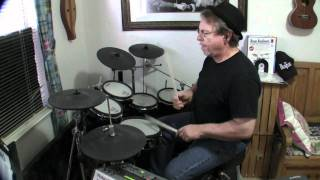 Jackie Blue - Ozark Mountain Daredevils (Drum Cover)
