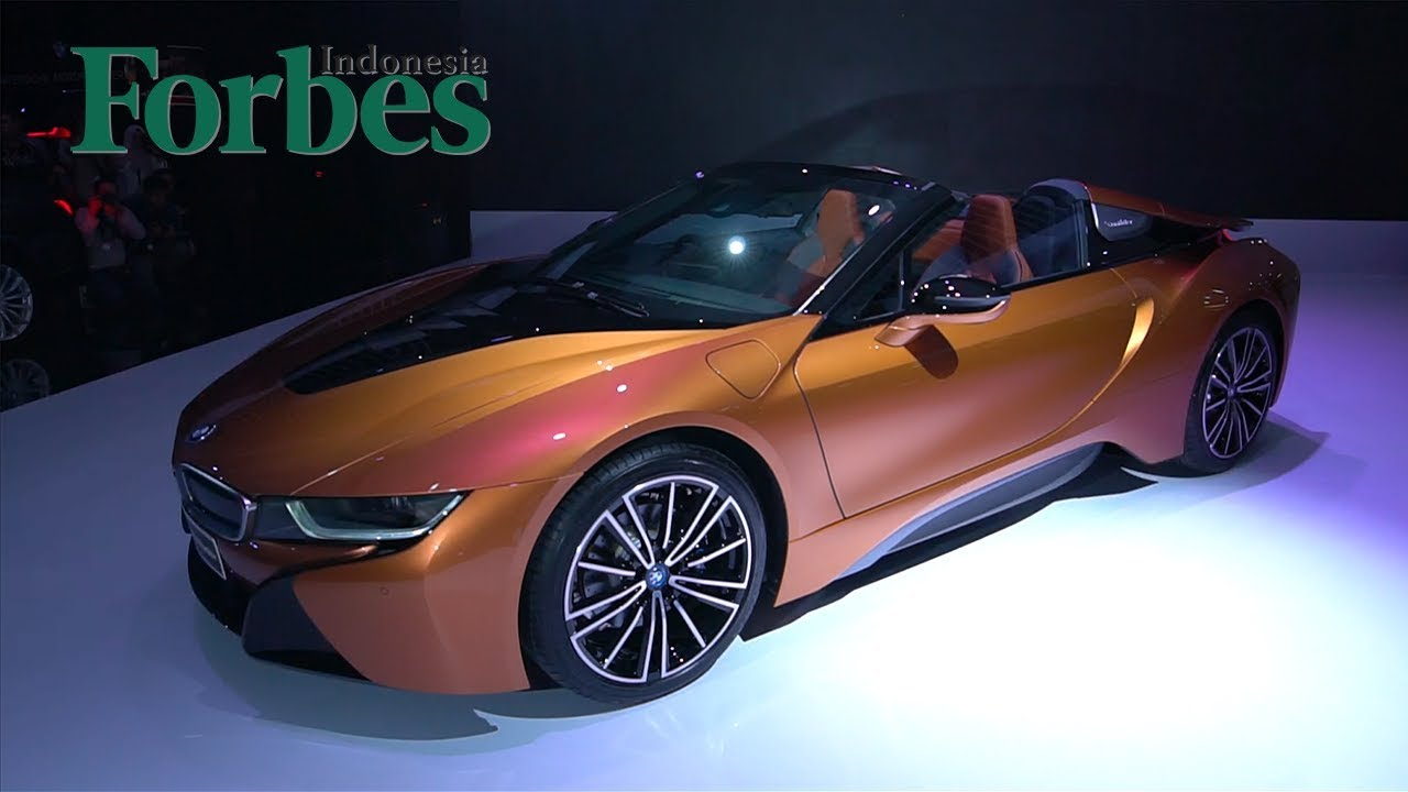 Bmw I8 Roadster Launch At Giias 2018 Forbes Indonesia Youtube