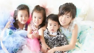 あさひ七五三とKanAki 家族写真の撮影 thumbnail