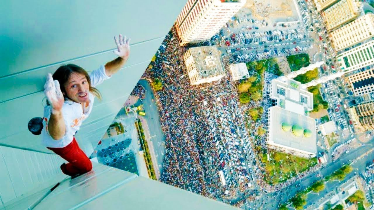 10 Most Insane Daredevils of All Time