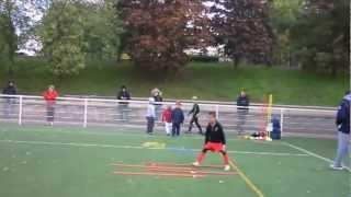 27-10-2012 : Entrainement des U6