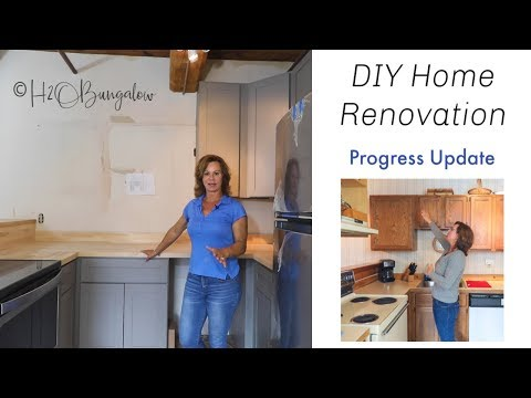 Old House Renovation Tour Update #2