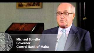 Interview with Central Bank of Malta Governor (Part 1) - 2010