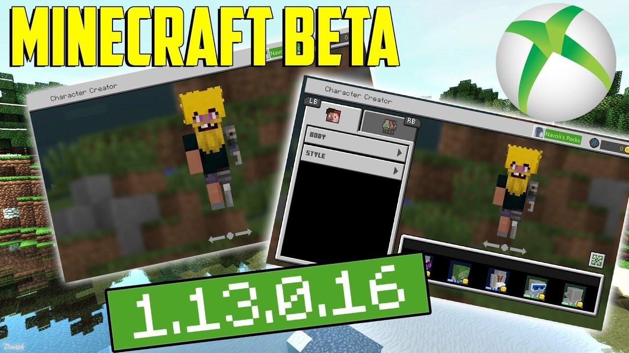 How to Update to Minecraft Beta 1.13.3 on Minecraft Xbox ...