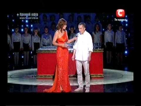 Украина Мае Талант 3 - Роман Сердюк Полуфинал.avi