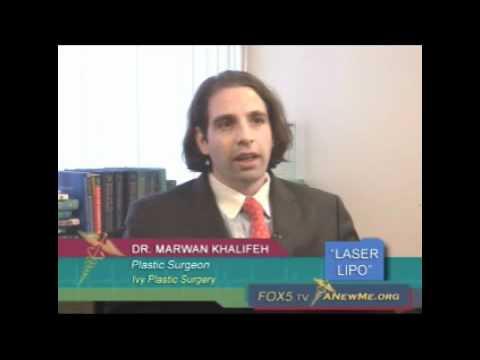 Laser Liposuction interview Fox5TV Washington DC