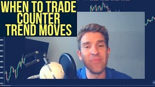 How to Successfully Counter Trend Trade (& Keep into Trends that Are Running Strongly) 👊
