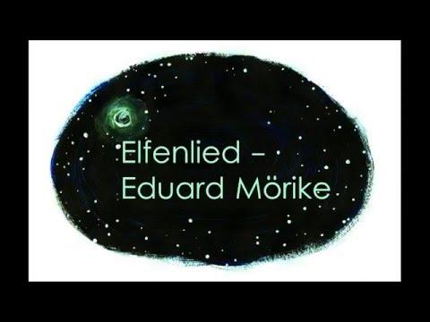 Elfenlied - Eduard Mörike