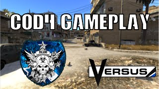 COD4 Gameplay ESL in eyes of P4SS4R0 and Tanjao