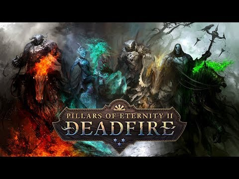 Pillars of Eternity 2: Deadfire – Four Godlikes of the Apocalypse