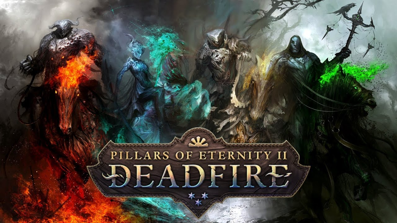 Pillars of Eternity 2: Deadfire – Four Godlikes of the Apocalypse (Party  Build) (BETA)