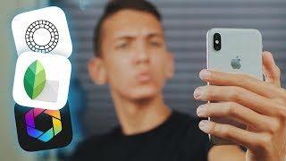 ТОП-3 фоторедактора для iPhone и Android!