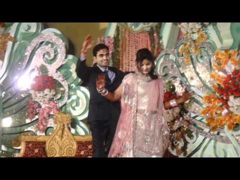 Falak tak chal...Sangeet @ Nikhil's Wedding
