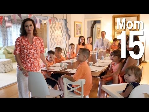 Mom of 15: Money Saving Tips For Making Family Meals