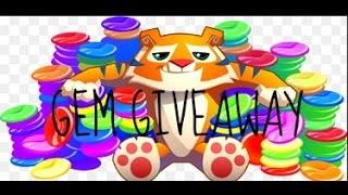 Animal Jam Gem Giveaway!