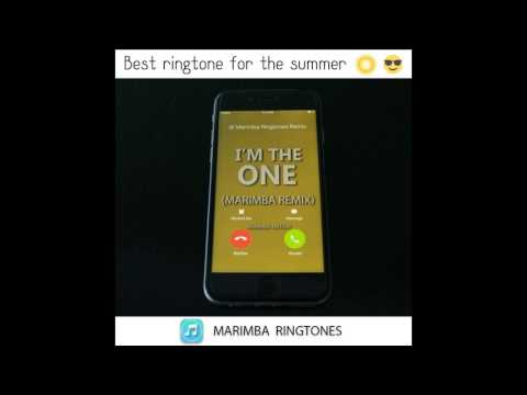 I'm The One (Marimba Ringtones Remix) FREE DOWNLOAD iPhone Ringtone