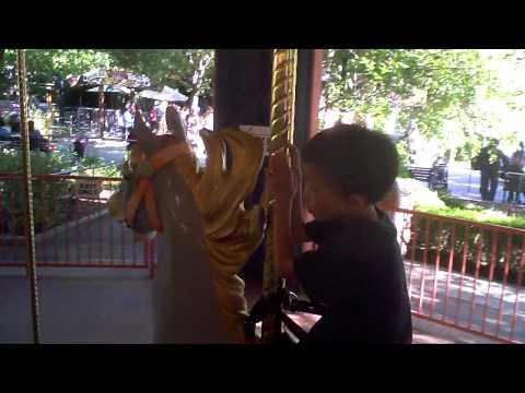 Illions Supreme Carousel