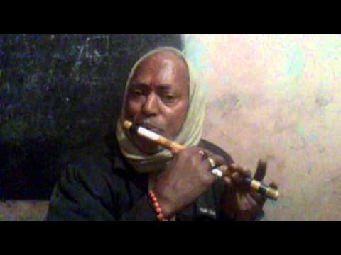 chadariya jhini re jhini in fluit