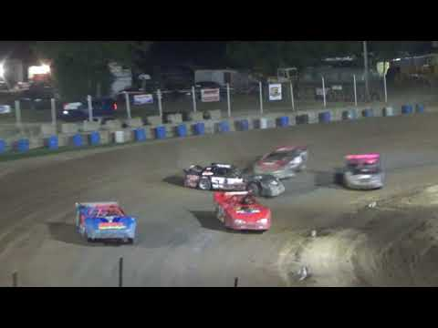 Pro Stock Feature Race at Crystal Motor Speedway, Michigan on 09-02-2017