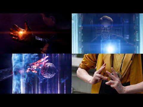 Мстители собирают камни бесконечности | Мстители: Финал (2019)