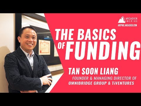 The Basics of Funding by Tan Soon Liang