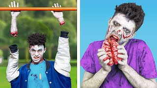 Zombie on Vacation / Funny and Embarrassing Moments