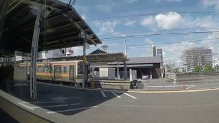 "Download Video Railway Japan: ""The View""  JR Tokaido Line:  Shizuoka→Hamamatsu: 06 (Kikugawa→Aino) MP3 3GP MP4"