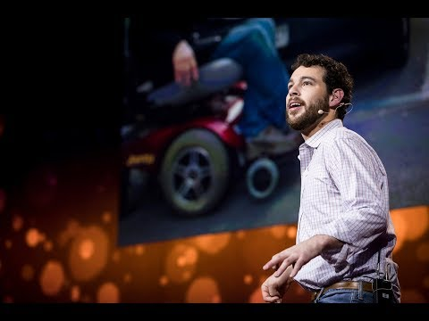 Documenting what life is like with a disability | Reid Davenport