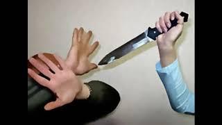 Жительница Чечни ранила ножом своего Пасынка