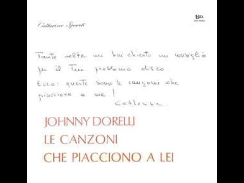 Johnny Dorelli - The Shadow Of Your Smile - 1973