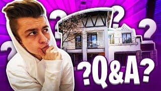 CZY MIESZKAM W DOMU EKIPY? Q&A