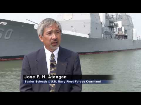 Joe Atangan - Senior Scientist, U.S. Navy Fleet Forces Command