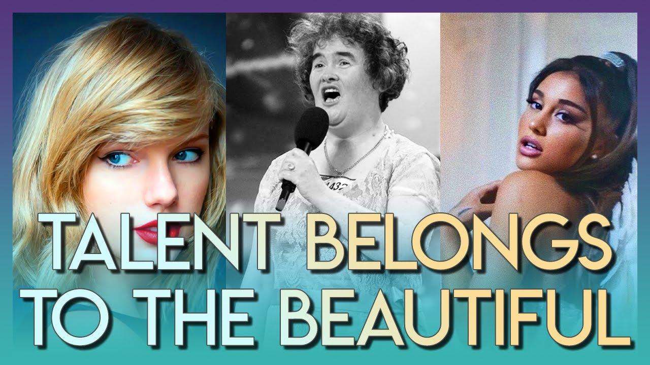 Talent Belongs to the Beautiful - How Media Manipulates your Tastes | Salari