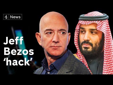 Saudi Crown Prince denies hacking Jeff Bezos phone