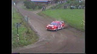 WRC Rally Finland 2001 SS10 Talviainen