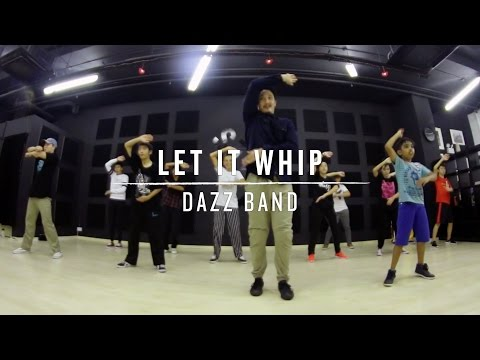 Let It Whip (Dazz Band) | Lucas Choreography
