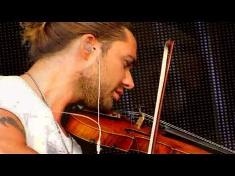 David Garrett~Canon [Johann Pachelbel] NEW. HD