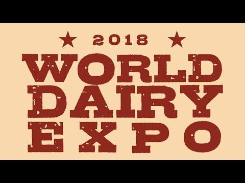WORLD DAIRY EXPO LIVE STREAM THREE 10/5/2018