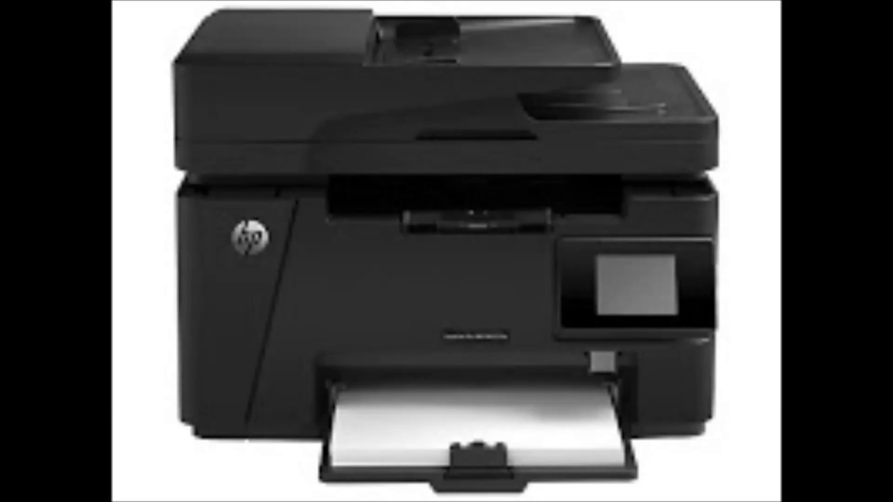 HP MFP M127FN WINDOWS 8 DRIVER DOWNLOAD