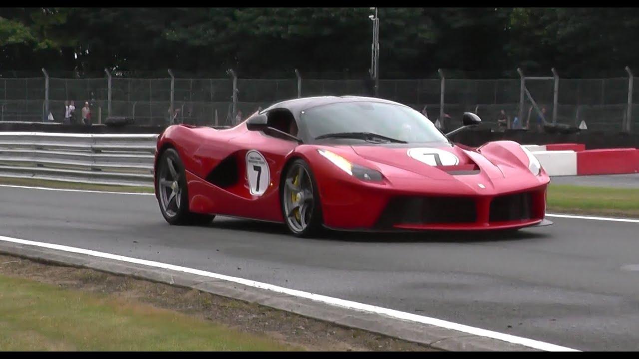 Ferrari laferrari 0-60