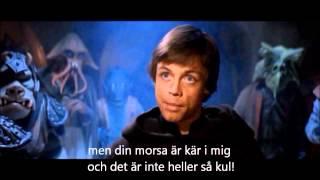 Dubbad parodi Star Wars - Duellen