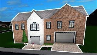 Secret Garden House! Roblox - BloxBurg (156k)