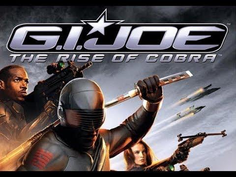 G I Joe The Rise Of Cobra PS3 Gameplay