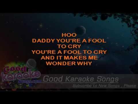 Fool To Cry  - The Rolling Stones (Lyrics Karaoke) [ goodkaraokesongs.com ]