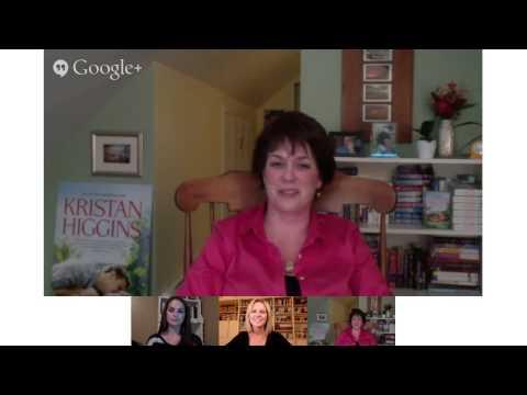 Booktalk Nation with Kristan Higgins