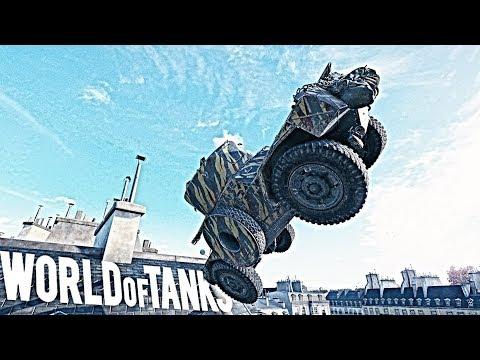 Wot Thug Life #4 (World Of Tanks Funny Moments)