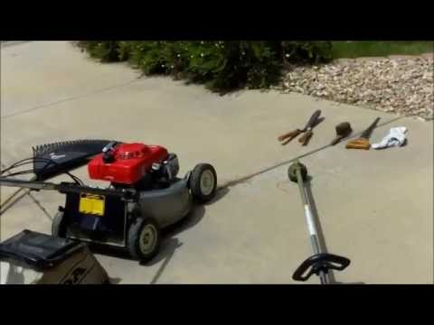 How To Make $100 In Cutting Grass With Basic Equipment