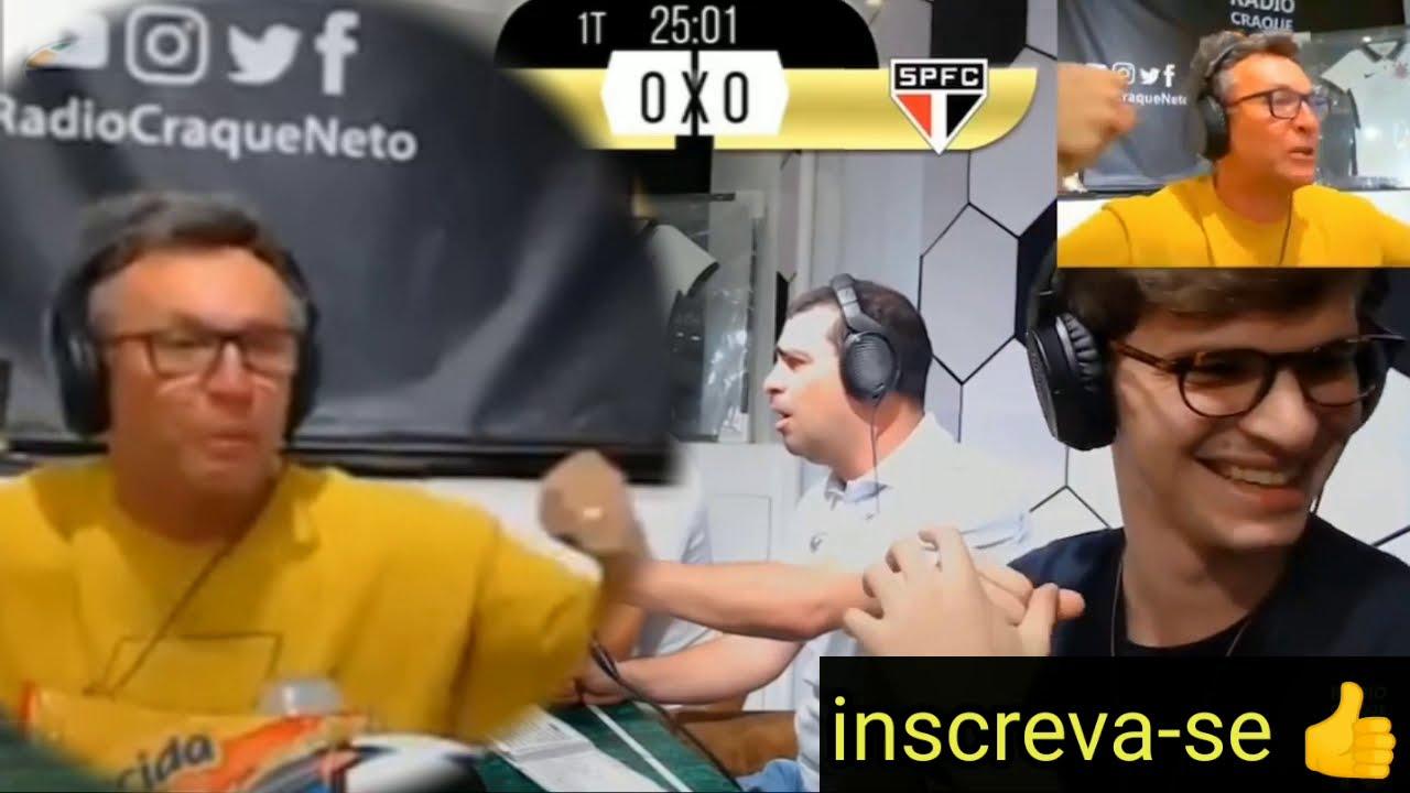 Download CRAQUE NETO vai à LOUCURA com gol de Otero contra o São Paulo